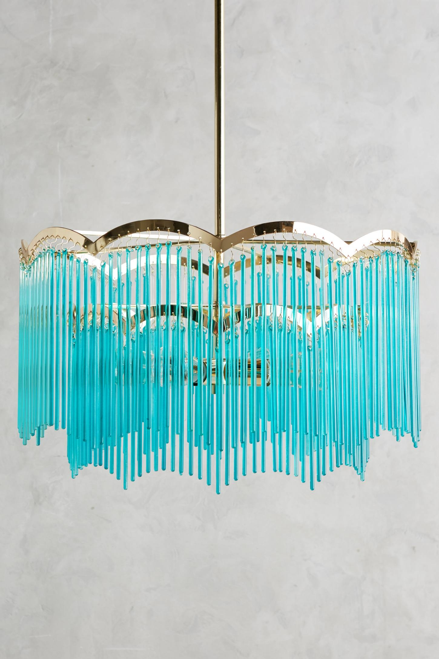 Sima Modern Floating Glass Bubbles Aqua Chandelier Everything Pertaining To Turquoise Blue Glass Chandeliers (Image 22 of 25)