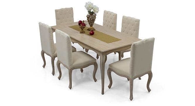 Simple Design 6 Seater Dining Table Clever Round Glass Dining In Glass 6 Seater Dining Tables (Image 19 of 20)