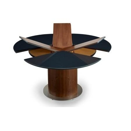 Skovby Sm32 Round Extending Dining Table | Gillies With Round Extendable Dining Tables (Image 17 of 20)