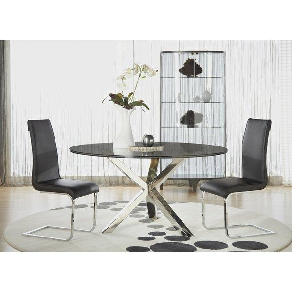 Sleek Furniture Dining Table | Wayfair Regarding Sleek Dining Tables (Image 14 of 20)