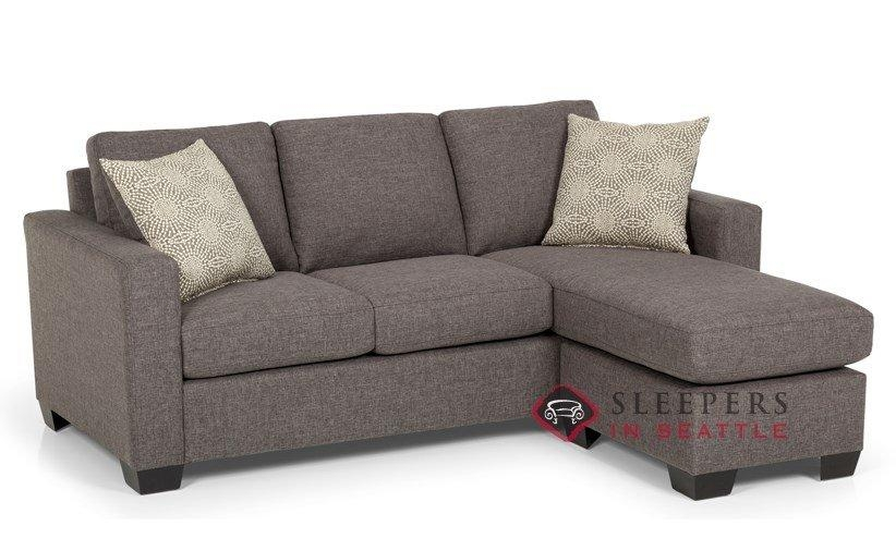 Sleeper Sofa With Chaise Lounge – Tourdecarroll Inside Sofa Beds With Chaise Lounge (View 8 of 20)