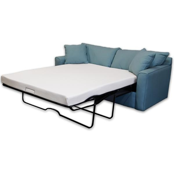 Sleeper Sofa With Foam Mattress Intended For Sofas Mattress (Image 19 of 20)