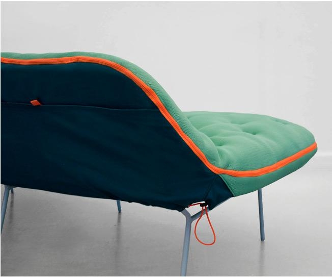 Sleeping Bag Sofa | Dudeiwantthat With Regard To Sleeping Bag Sofas (Image 16 of 20)