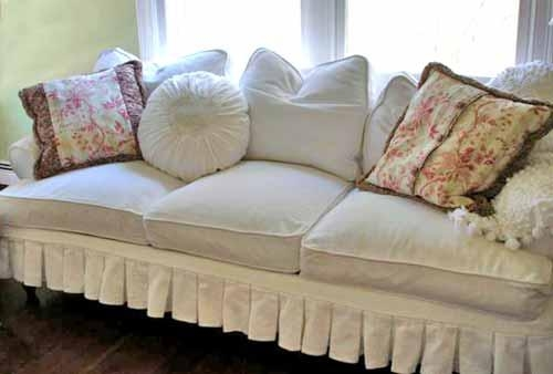 Slipcovers From Ljc Style Inside Slipcover Style Sofas (View 3 of 20)