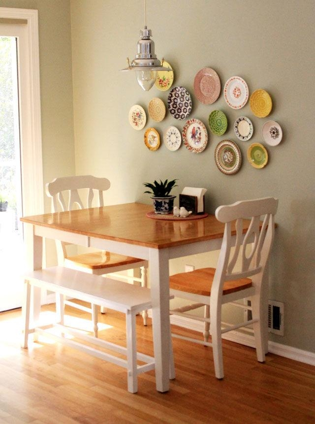 Small Dining Room Ideas – Design Tricks For Making The Most Of A With Small Dining Tables (Image 15 of 20)