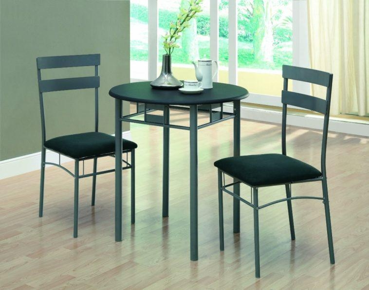 Small Dining Table And Two Chairs Dining Table Small Dining Table Intended For Dining Tables And Chairs For Two (Image 16 of 20)