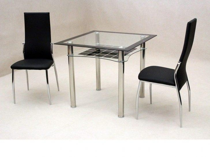 Small Dining Table For Glass Round On Top With Metal Legs And Inside Small Dining Tables For  (Image 12 of 20)
