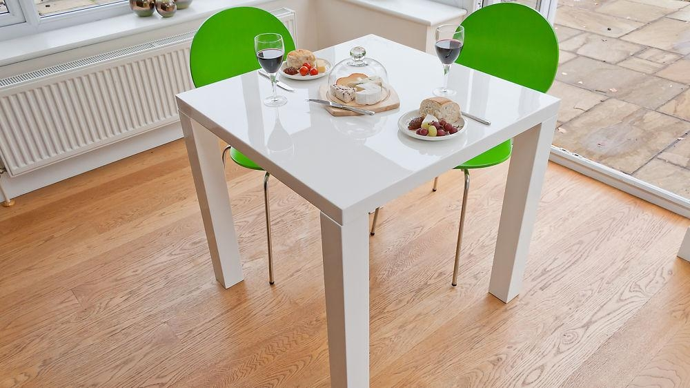 Small Dining Table White Dining Dining Tables White Small With Regard To Small White Dining Tables (Image 18 of 20)