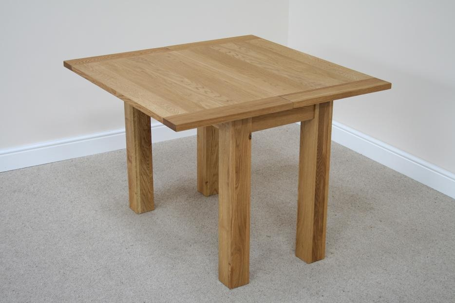 Small Extendable Dining Table Wood — Interior Exterior Homie Regarding Small Extending Dining Tables (Image 16 of 20)