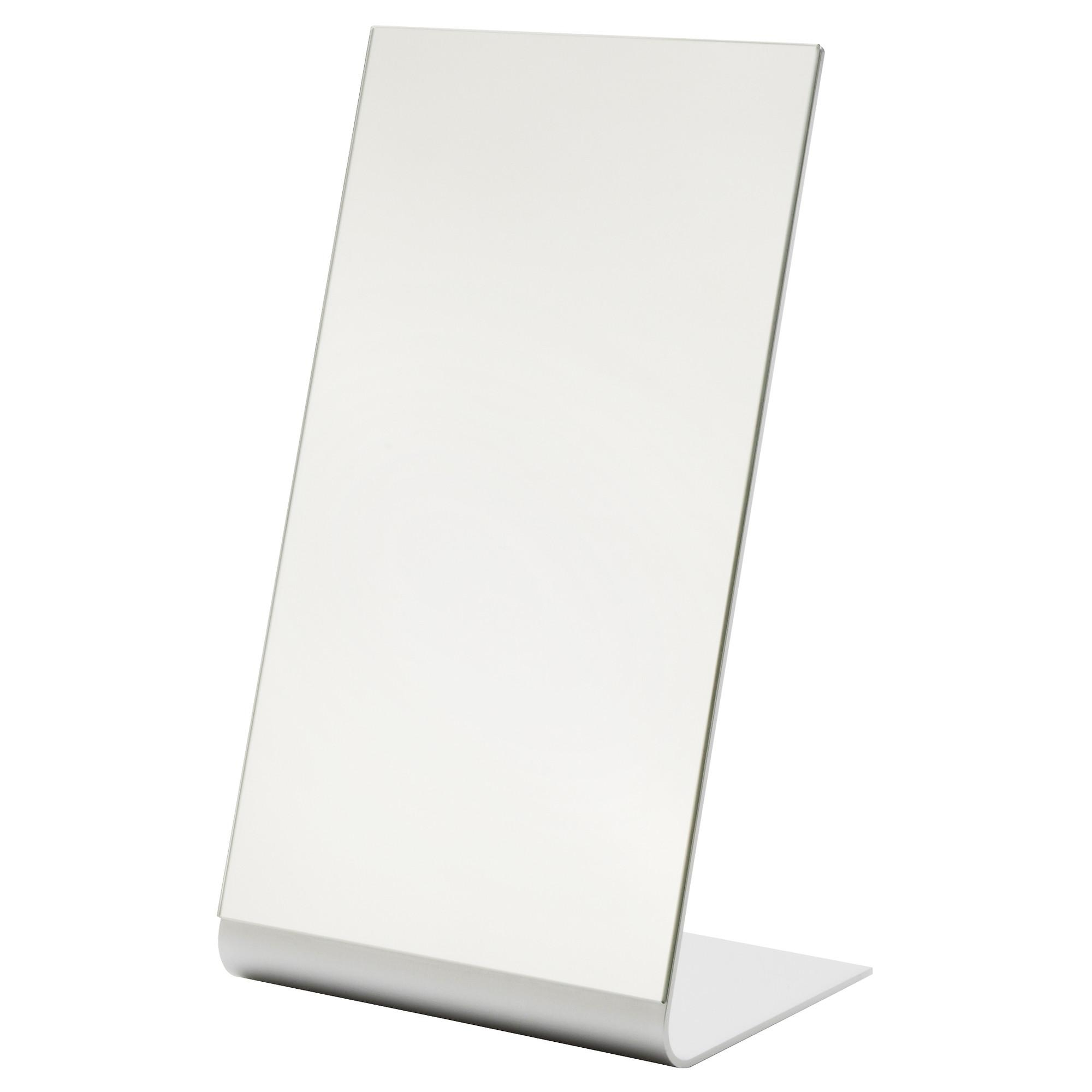 Small Mirror With Stand – Harpsounds (Image 14 of 20)