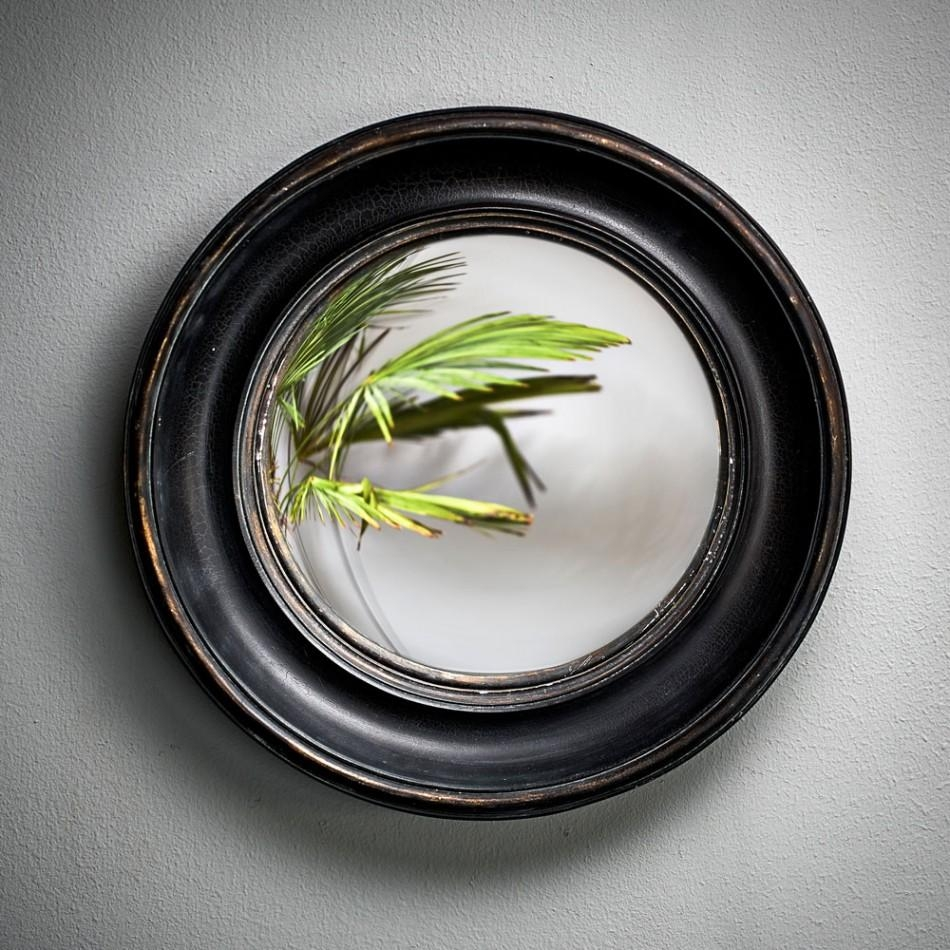 Featured Image of Small Round Convex Mirror