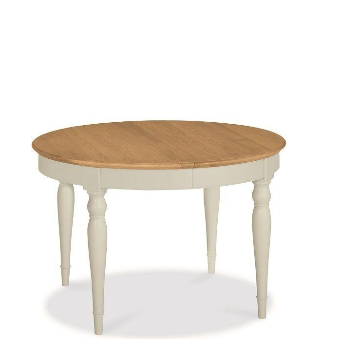 Small Round Extending Dining Table With Small Round Extending Dining Tables (View 15 of 20)