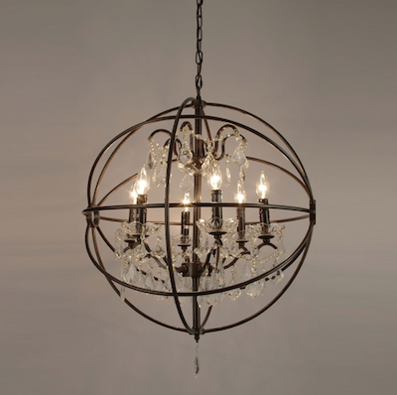 Small Rustic Chandelier Alluring Rustic Crystal Chandelier For With Regard To Small Rustic Crystal Chandeliers (Image 24 of 25)