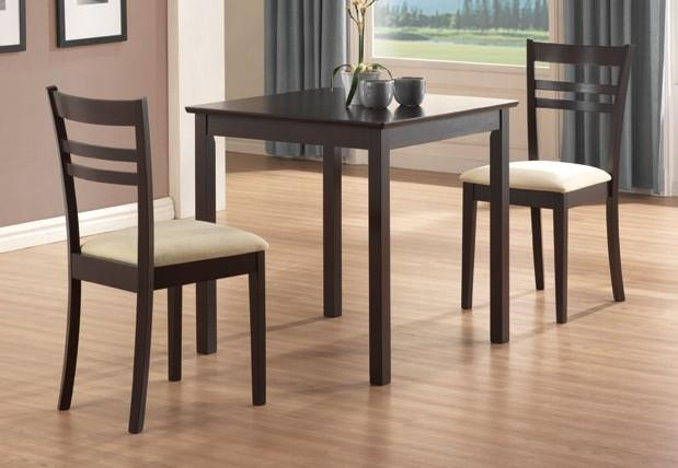 Small Two Person Table – Home Design Ideas And Pictures Pertaining To Two Person Dining Table Sets (View 4 of 20)