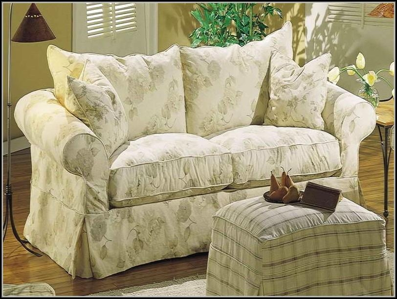 Sofa And Loveseat Slipcovers T Cushion – Sofa : Home Furniture Intended For Loveseat Slipcovers T Cushion (Image 8 of 20)