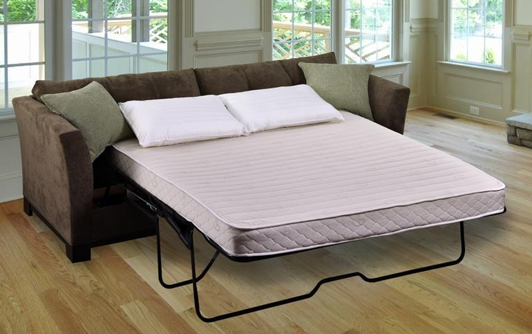 Sofa Bed Mattress: For More Comfort – Goodworksfurniture Intended For Sofa Beds With Mattress Support (Image 14 of 20)