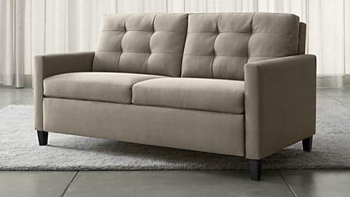 Sofa Beds And Sleeper Sofas | Crate And Barrel With Regard To Sofa Beds (Image 17 of 20)