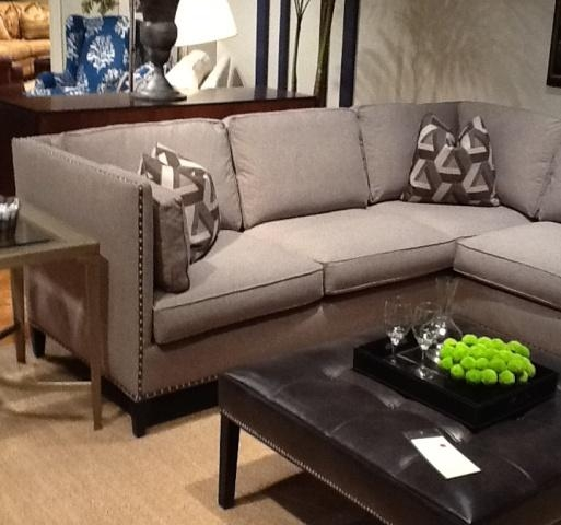 Sofa Beds Design: Astonishing Traditional Small Scale Sectional Throughout Small Scale Sectional Sofas (View 3 of 20)