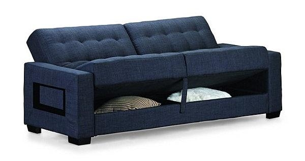 Sofa Beds With Storage With Sofa Beds With Storage Underneath (Image 16 of 20)