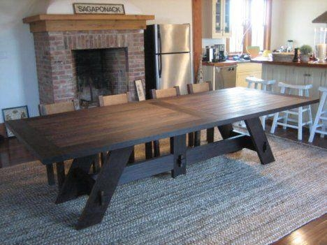 Sofa Rustic Kitchen Tables For Sale Birmingham Al Nearby In Inside Big Dining Tables For Sale (Image 19 of 20)