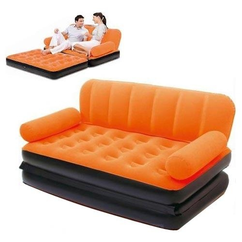 Sofa Unique Inflatable Sofa Bed Design Ideas Cool Inflatable Sofa For Inflatable Sofa Beds Mattress (Image 20 of 20)