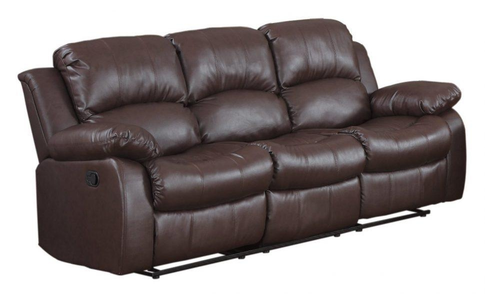 Sofas Center : 0002477 Pasadena Powerlining Leather Sofa With Regard To Benchcraft Leather Sofas (View 11 of 20)