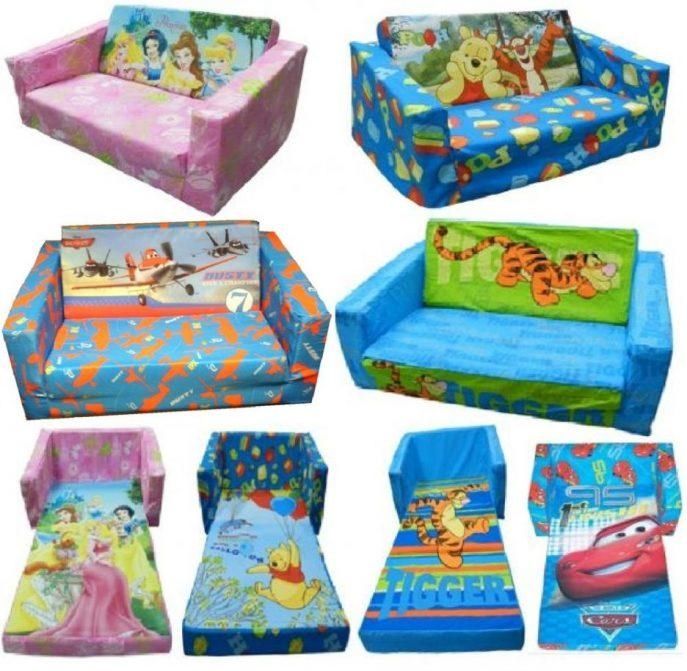 Sofas Center : 9D083D7111B4 1 Baby Sofa Marvelous Photos Concept Intended For Mickey Flip Sofas (Image 13 of 20)