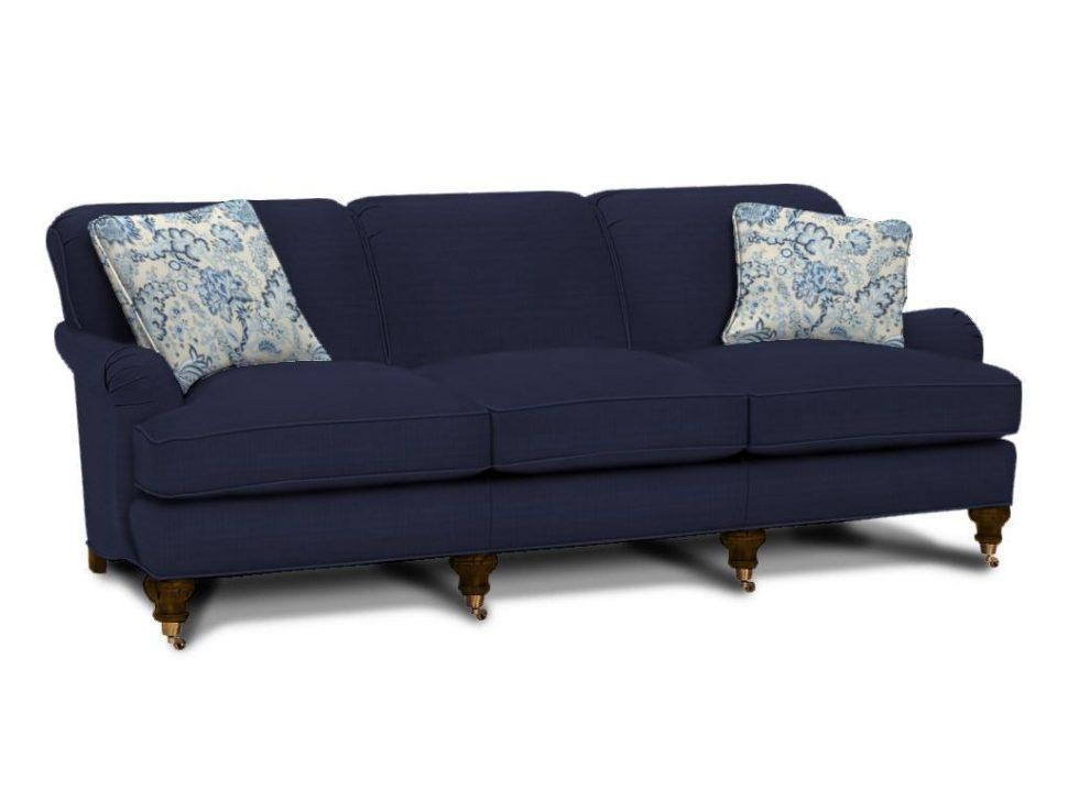 Sofas Center : Cobalt Blue Sofa Slipcover Pillows Cover Sofas For Intended For Blue Slipcover Sofas (Image 20 of 20)