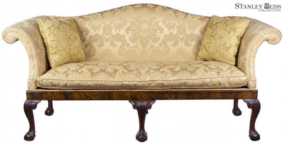 Sofas Center : Found In Ithaca Hickory Chair Chippendale Camel With Regard To Camelback Sofa Slipcovers (Image 18 of 20)