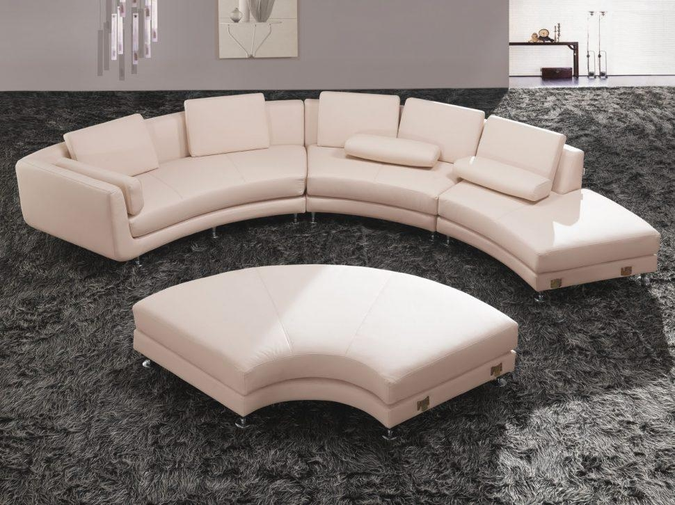 Sofas Center : Stirring Circle Sectional Sofa Photoncept Circular Regarding Semi Sofas (Image 20 of 20)
