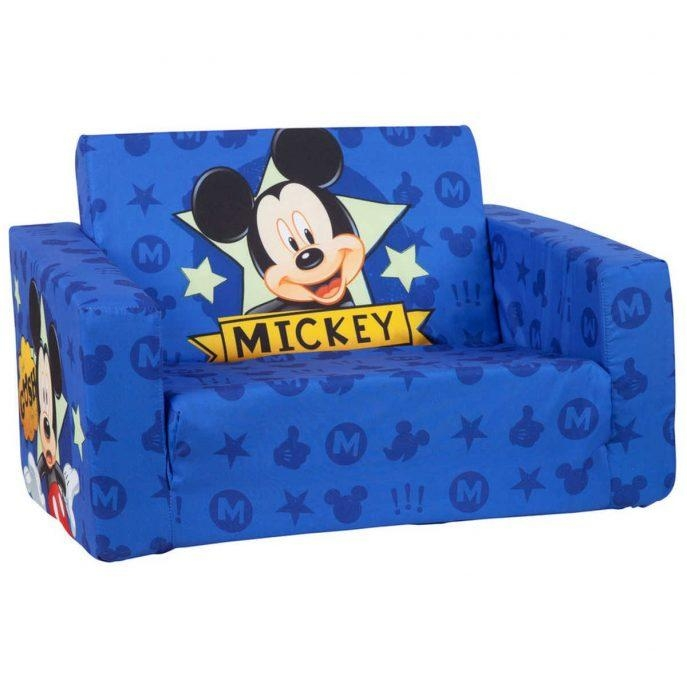 Sofas Center : Toddler Fold Out Sofa Down Chair Flip Lounger Pertaining To Mickey Flip Sofas (Image 17 of 20)