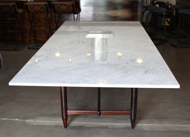 Solid Marble Dining Table | Dining Tables In Solid Marble Dining Tables (View 5 of 20)
