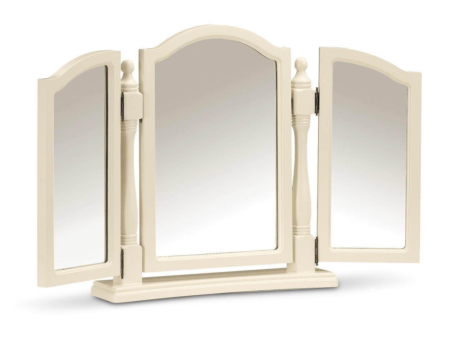 Solid Wood Dressing Table Mirrors | Oak | Oak Furniture Uk Inside Dressing Table Mirrors (Image 14 of 20)