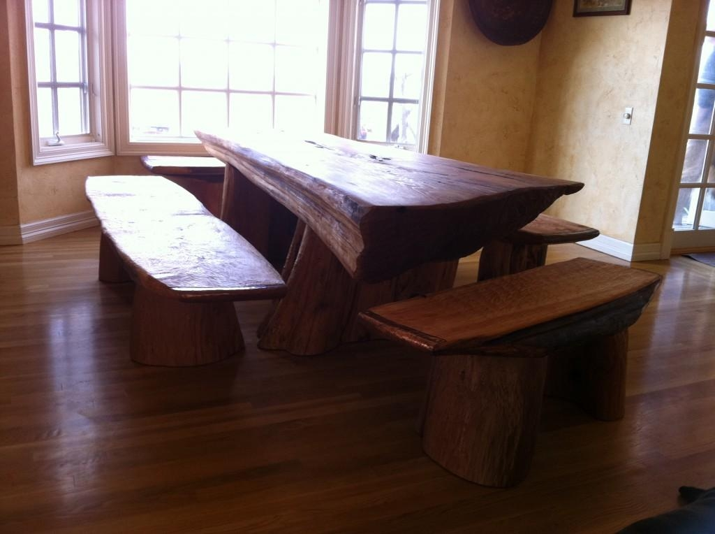 Solid Wood Kitchen Table – Laptoptablets Pertaining To Edmonton Dining Tables (Image 19 of 20)