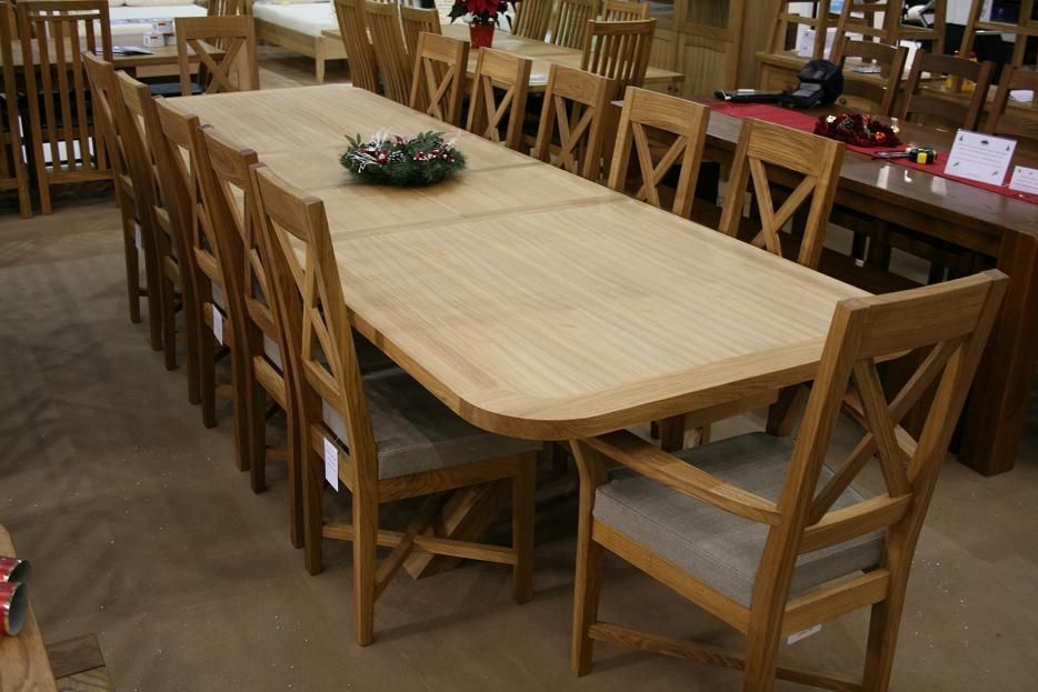 Sophisticated Extending Dining Room Table Seats 12 Pictures – 3D With Extendable Dining Tables With 8 Seats (Image 16 of 20)