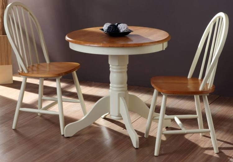 Space Saving Dining Table And Chairs With Regard To Cotswold Dining Tables (Image 18 of 20)