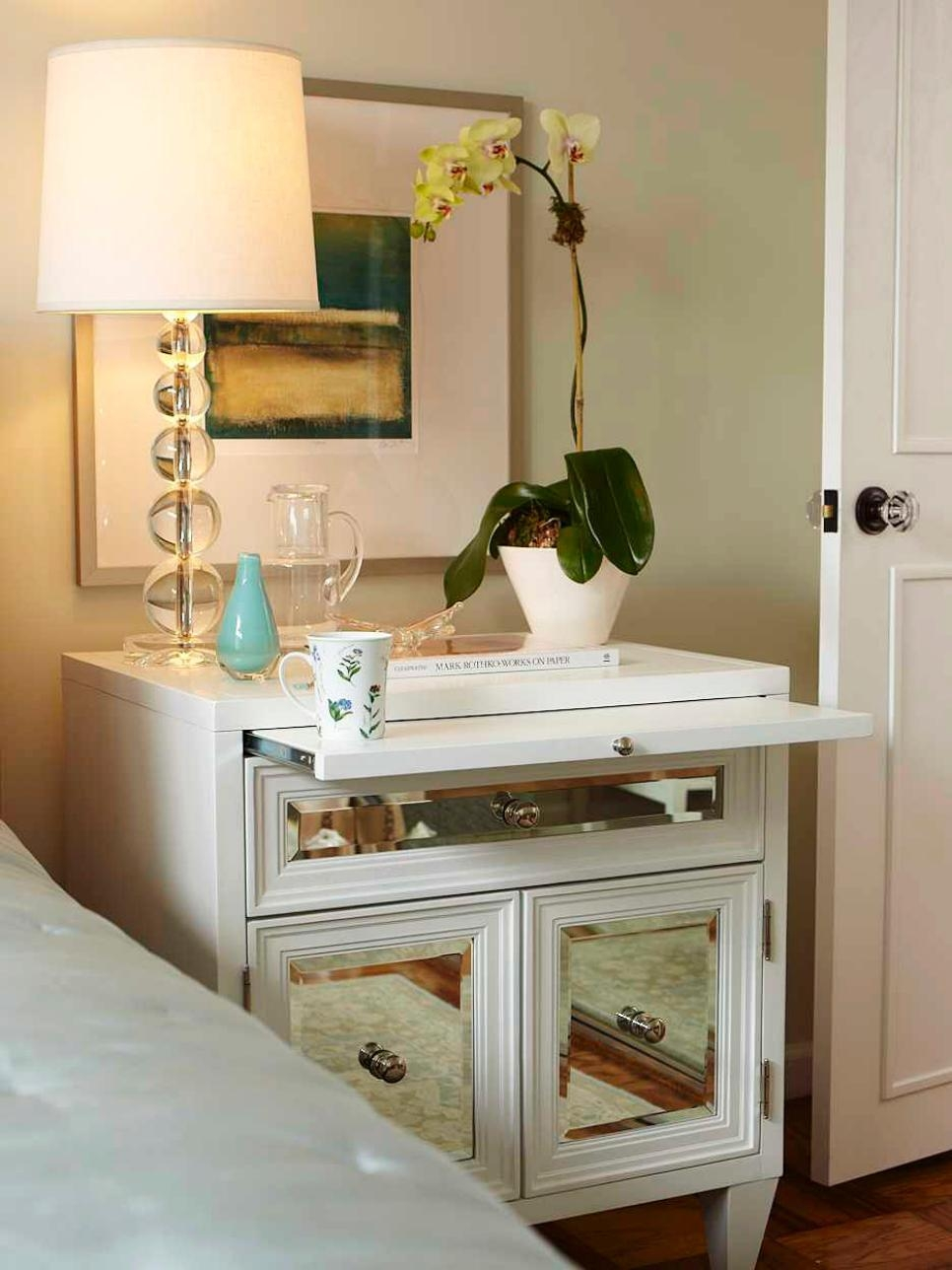 Spectacular Mirror Furniture Designs | Hgtv With Regard To Mirrored Furniture (Image 19 of 20)