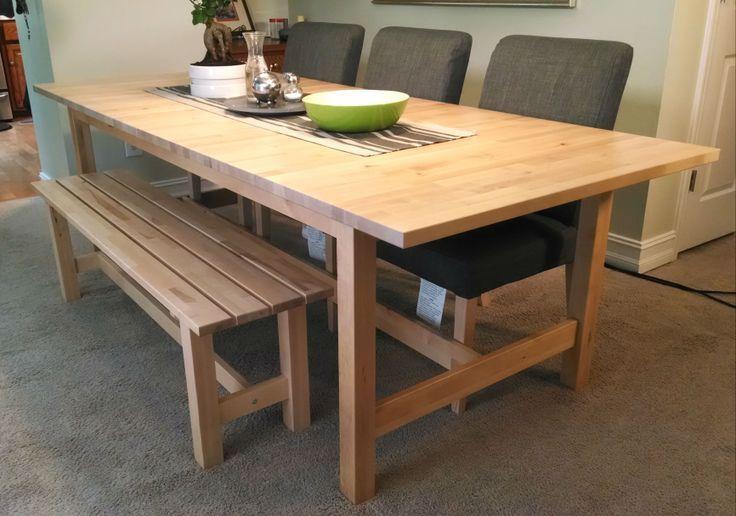Splendid Birch Dining Table | All Dining Room Regarding Birch Dining Tables (View 6 of 20)