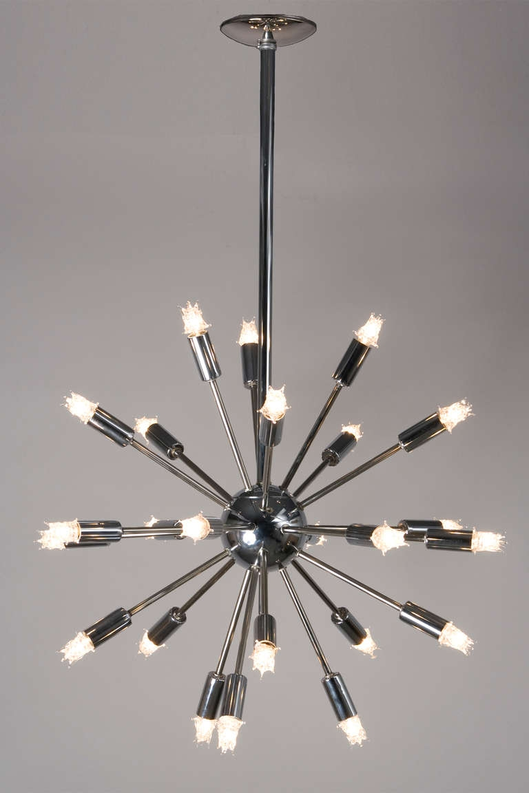 Sputnik Chandelier Lowes Full Size Of Sputnik Light Fixture Diy Intended For Chrome Sputnik Chandeliers (Image 19 of 25)