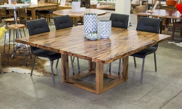 Square Dining Tables Melbourne – Living Room Decoration With Regard To Square Dining Tables (Image 17 of 20)