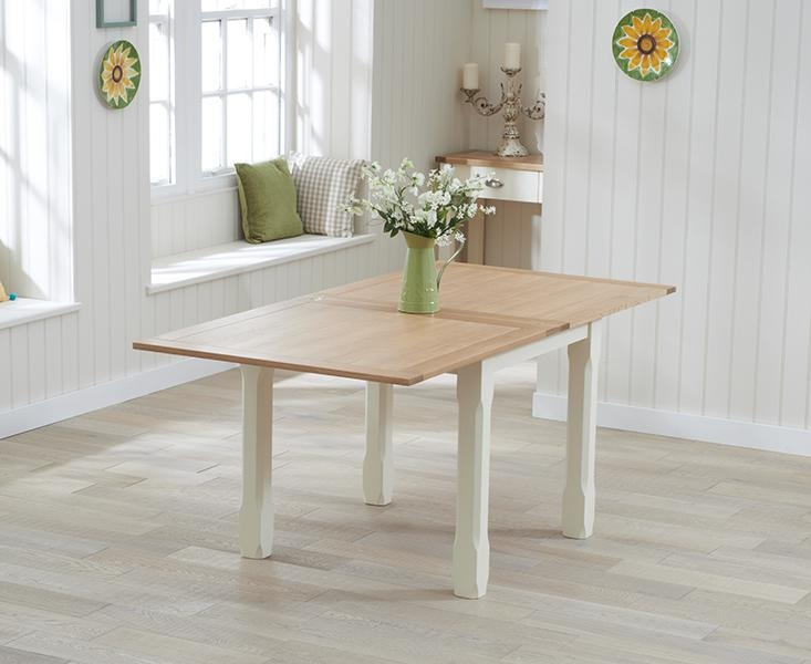 Square Extendable Dining Table | Buybrinkhomes Within Extendable Square Dining Tables (Image 16 of 20)