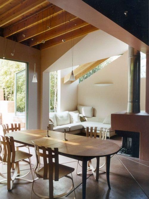 Square Extendable Dining Table | Houzz In Square Extendable Dining Tables (Image 17 of 20)