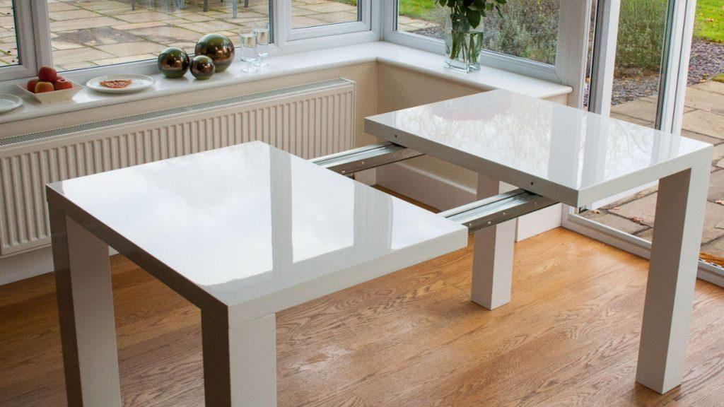 Square Extendable Dining Table – Surripui Throughout Square Extendable Dining Tables (View 16 of 20)