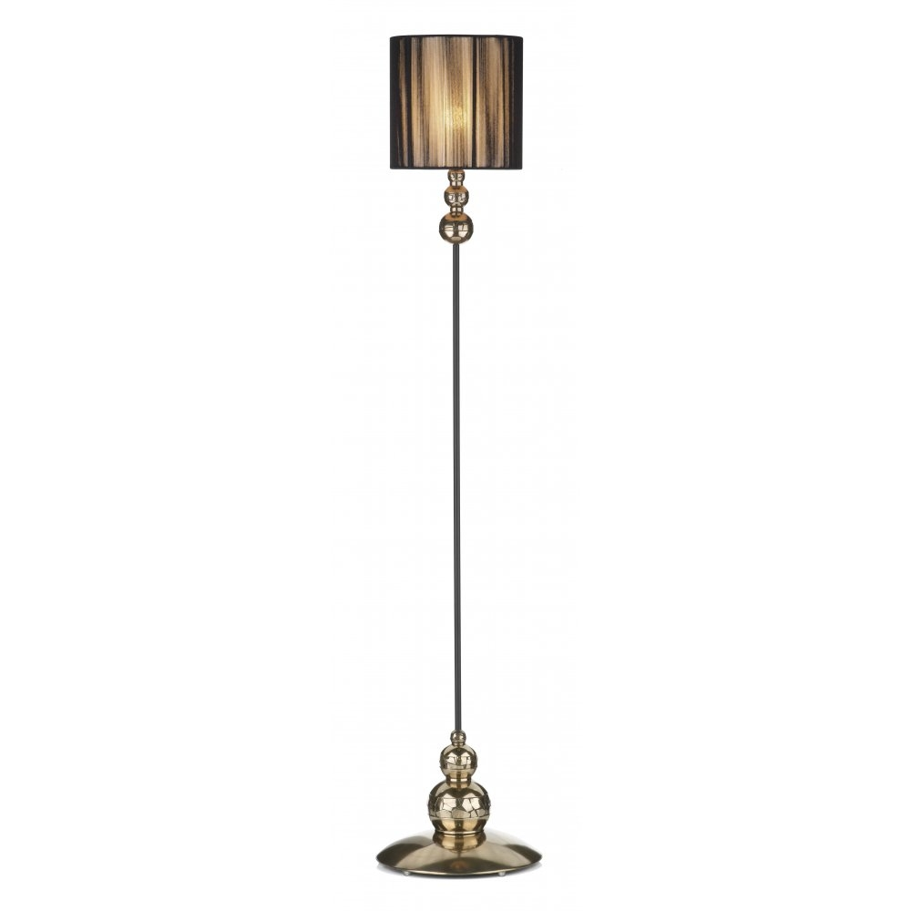 Standing Chandelier Floor Lamp Campernel Designs Regarding Standing Chandeliers (View 10 of 25)