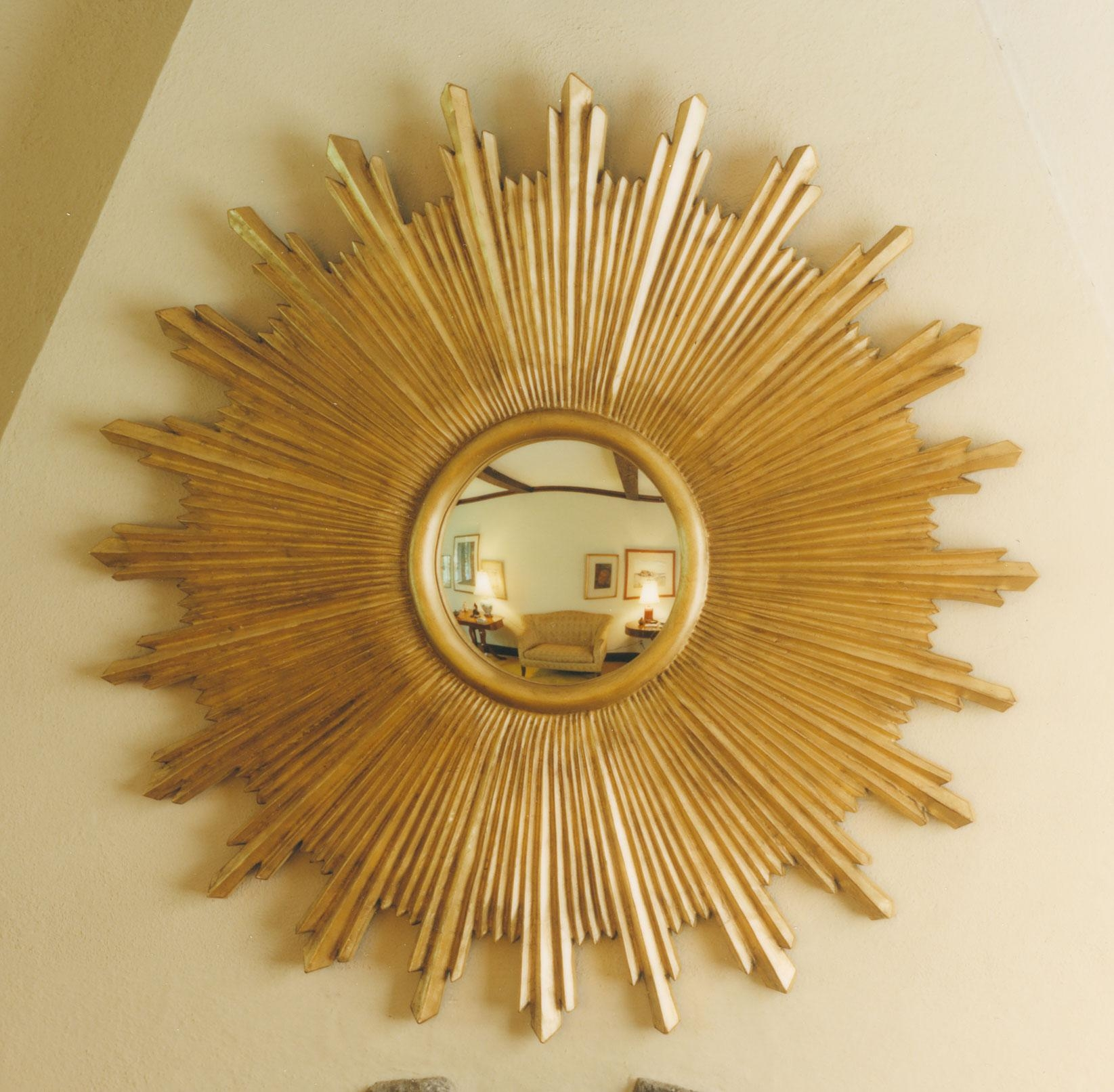 Starburst Mirror | Carvers' Guild For Starburst Convex Mirror (Image 17 of 20)