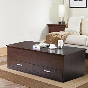 Stunning Best Coffee Tables With Box Storage Inside Amazon Go2buy Modern Storage Box Coffee Tables With Slide (Image 48 of 50)