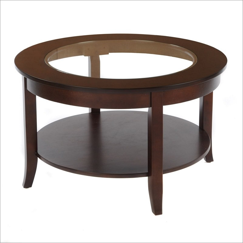 Stunning Best High Quality Coffee Tables Regarding Round Coffee Table On Wheels (View 13 of 50)