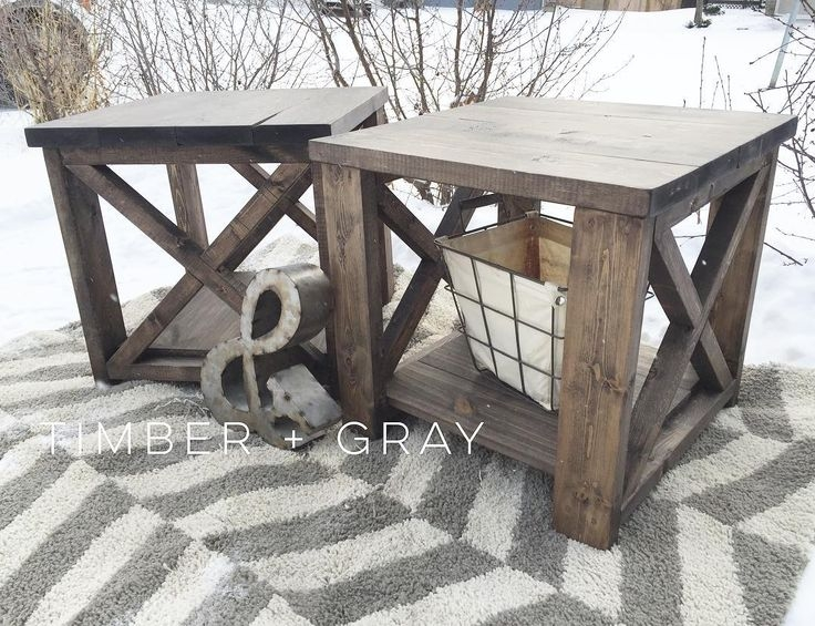 Stunning Best Rustic Style Coffee Tables Throughout Top 25 Best Farmhouse Coffee Tables Ideas On Pinterest Farm (View 33 of 50)
