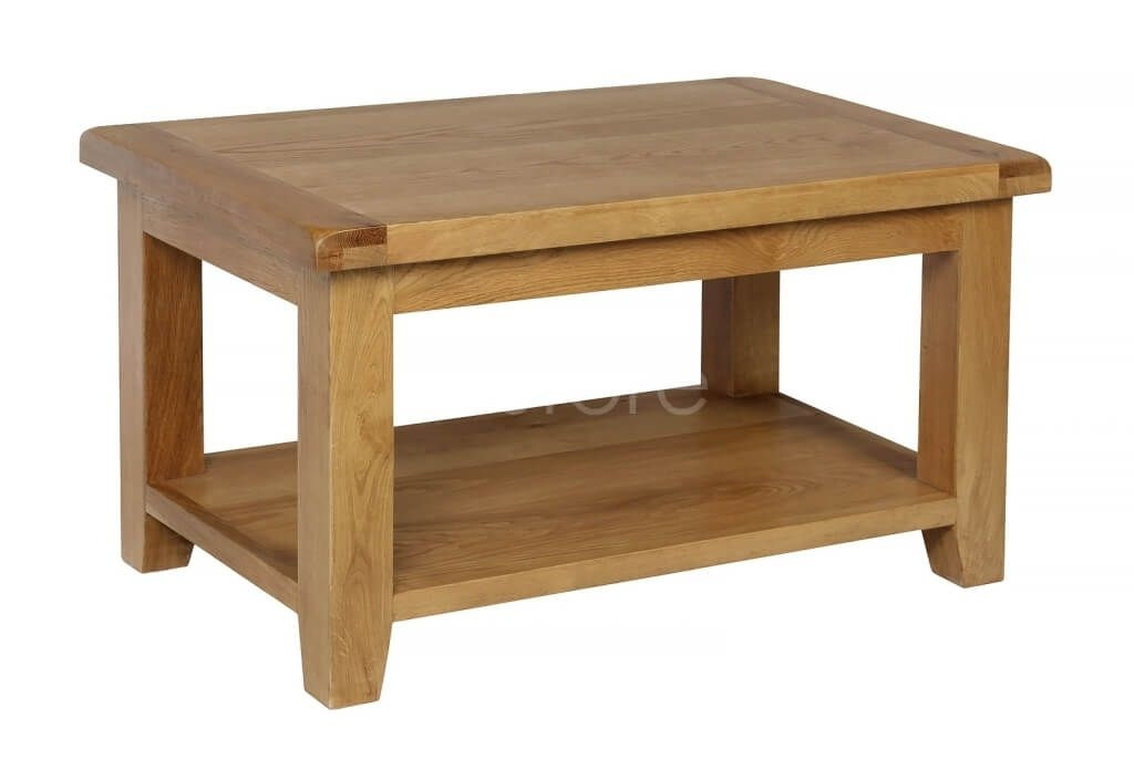 Stunning Best Small Wood Coffee Tables Regarding Furniture Wonderful Oak Small Coffee Tables With Lovely Beveled (View 43 of 50)