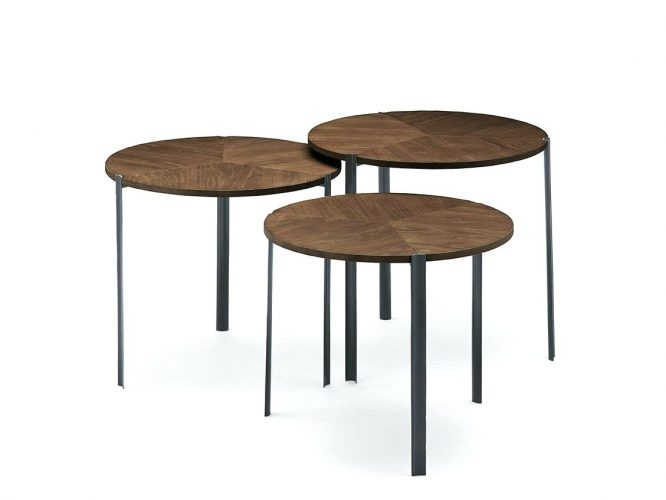 Stunning Best Stackable Coffee Tables Pertaining To Coffee Table Demetrio 45 Stackable Coffee Table Set Vico (View 16 of 50)